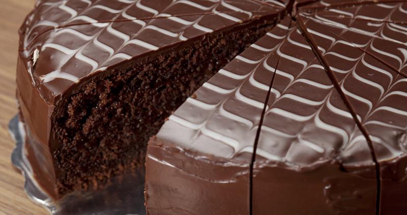 День шоколадного торта