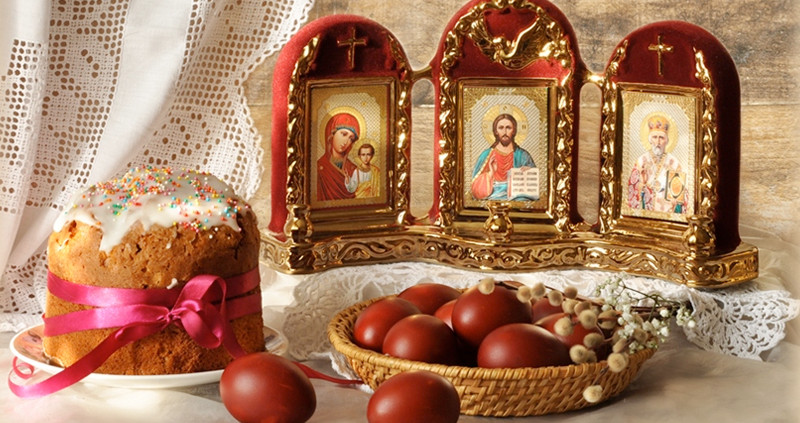 Из истории праздника Пасхи