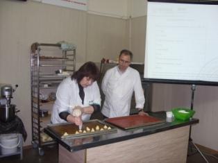 Приготовление кондитерских изделий с применением продукции ГК «НМЖК»