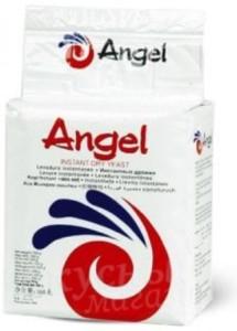 Дрожжи сухие Ангел белый